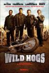 Plakat filmu Gang Dzikich Wieprzy