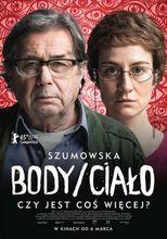 Plakat filmu Body/Ciało