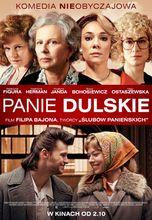 Plakat filmu Panie Dulskie