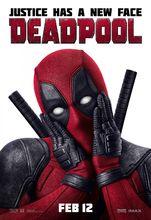 Plakat filmu Deadpool