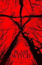 Plakat filmu Blair Witch