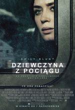 Plakat filmu Dziewczyna z pociągu