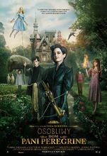 Plakat filmu Osobliwy dom pani Peregrine