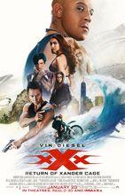 Plakat filmu xXx: Reaktywacja