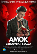 Plakat filmu Amok