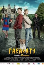 Plakat filmu Tarapaty
