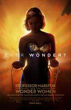 Plakat filmu Profesor Marston i Wonder Women