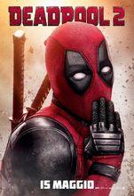 Plakat filmu Deadpool 2