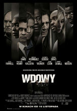 Plakat filmu Wdowy