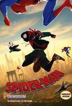 Plakat filmu Spider-Man Uniwersum