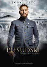 Plakat filmu Piłsudski