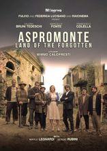 Movie poster Aspromonte