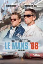Movie poster Le Mans '66