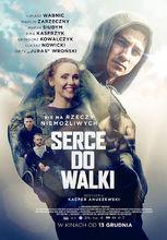 Plakat filmu Serce do walki