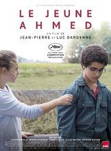 Plakat filmu Młody Ahmed