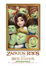 Plakat filmu Śnieżka i fantastyczna siódemka