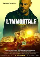 Movie poster Nieśmiertelny