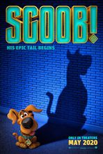 Plakat filmu Scooby-Doo!