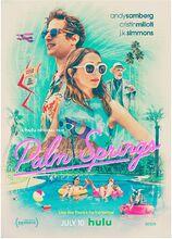 Plakat filmu Palm Springs