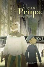 Plakat filmu Podróż księcia