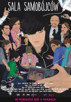 Plakat filmu Sala samobójców