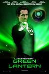 Plakat filmu Zielona latarnia