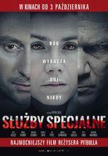 Plakat filmu Służby specjalne